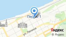 BlueFilters на карте