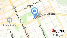 Auto Room Perm на карте