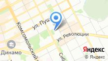City Spa на карте