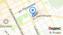 Camminare на карте