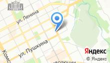 CrossFit KAMA на карте