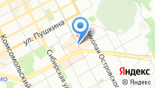 Calvin Klein на карте