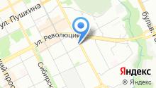 УралСофт на карте