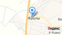 Молодой Урал на карте