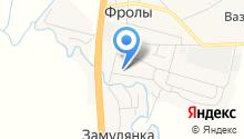 Банный клуб на карте