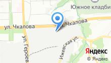Пермское краевое управление инкассации на карте