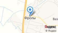 Ёлки-полки на карте
