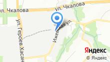 CSoft Пермь на карте