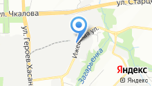 CITYAxE на карте