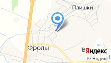 Строительно-монтажный Трест №14, ПАО на карте