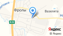 Автомойка на Садовой на карте