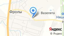 Пермский магазин цветов на карте