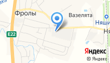 Склад-магазин сантехники и электроинструмента на карте