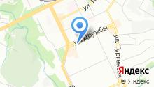 А Байт на карте