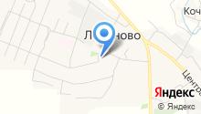 Администрация Лобановского сельского поселения на карте
