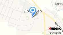 Библиотека Лобановского сельского поселения на карте