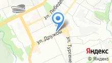 Мировые судьи Мотовилихинского района на карте