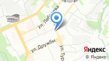Букеtt-о-рия на карте