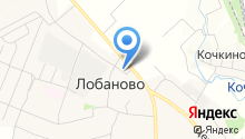 Центр авторемонта на карте