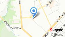 Amica на карте