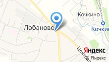 Магазин ивановского текстиля на карте