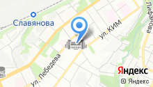 ATHLETIC CENTER на карте