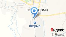 Железнодорожник на карте