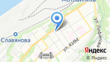 СтарБит на карте