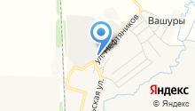 Кондитерская компания на карте