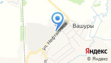Радиус-Сервис на карте