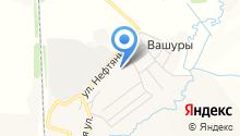 Двуреченский детский сад на карте