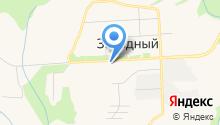 Межмуниципальный отдел МВД России по ЗАТО Звездный на карте