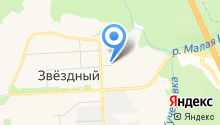 Циркон на карте