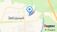 Автосервис на Коммунистической на карте
