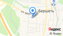 ПРОДО Птицефабрика Пермская на карте