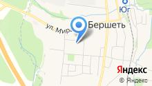 Совет депутатов Бершетского сельского поселения на карте