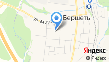 Газпром межрегионгаз Пермь на карте