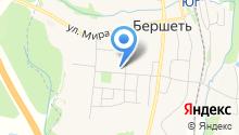 Салон-магазин товаров для праздника на карте