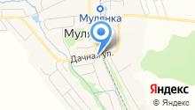 Продуктовый магазин на Южной на карте