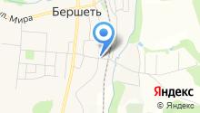 Продуктовый мини-маркет на карте