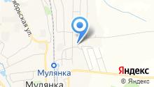 Фирма ритуальных услуг на карте