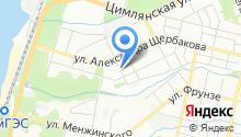 TESTER на карте