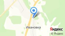 Центр отдыха на карте