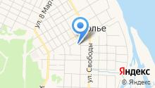 Усольская средняя общеобразовательная школа № 1 на карте
