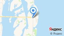 Усолье Строгановское на карте