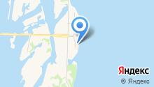 Палаты Строгановых на карте