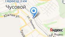 Sportcity74.ru на карте