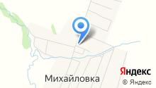 Таштимировский сельсовет на карте