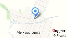 Михайловский центральный сельский дом культуры на карте