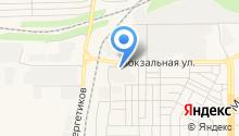 Янус-12 на карте